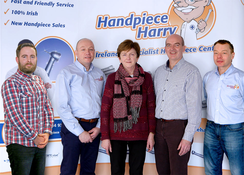 Handpiece Harry Team